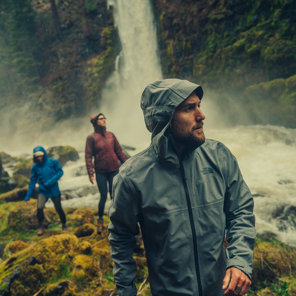The North Face Venture 2 Rain Jacket - Waterfalls