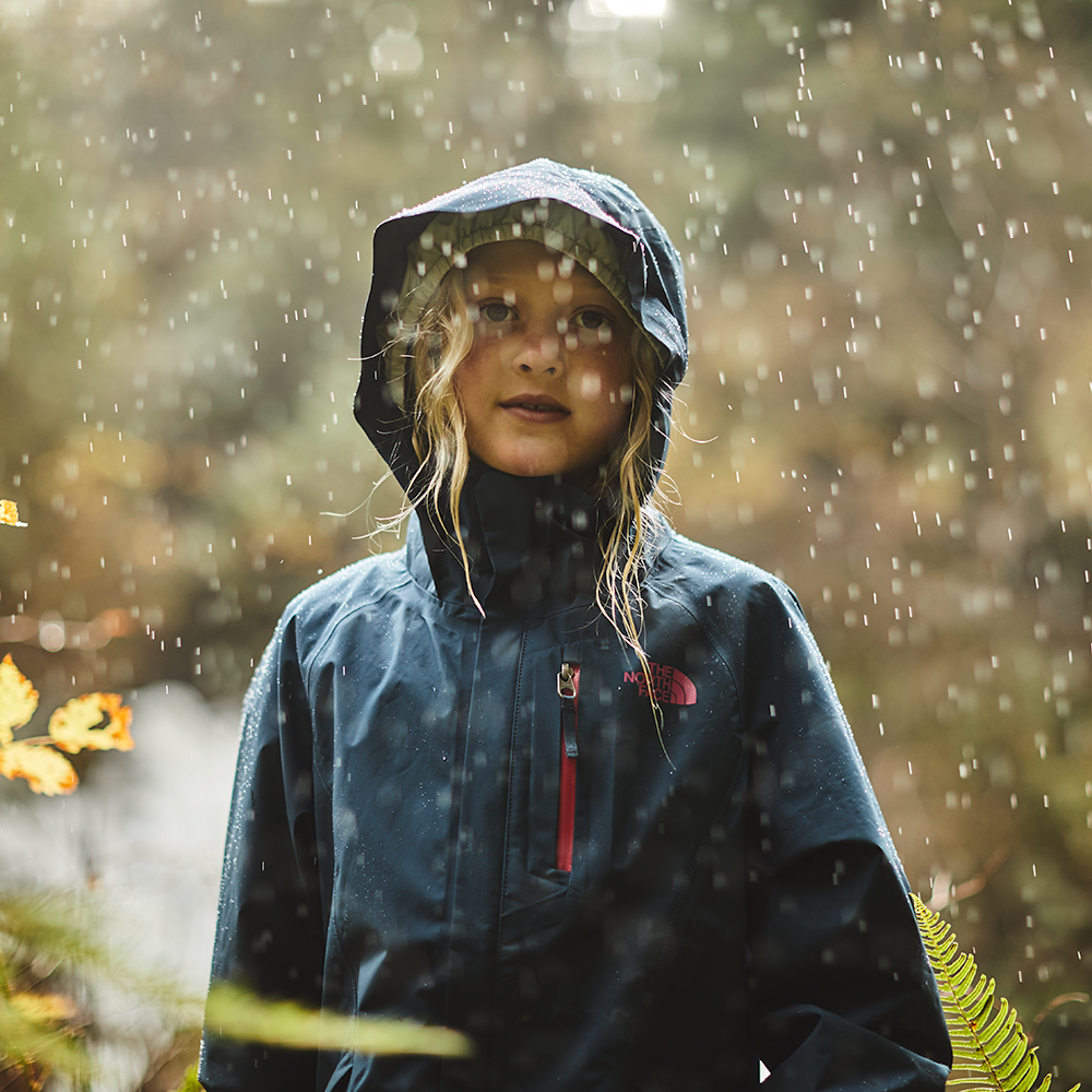 The North Face Rain Waterproof Jacket