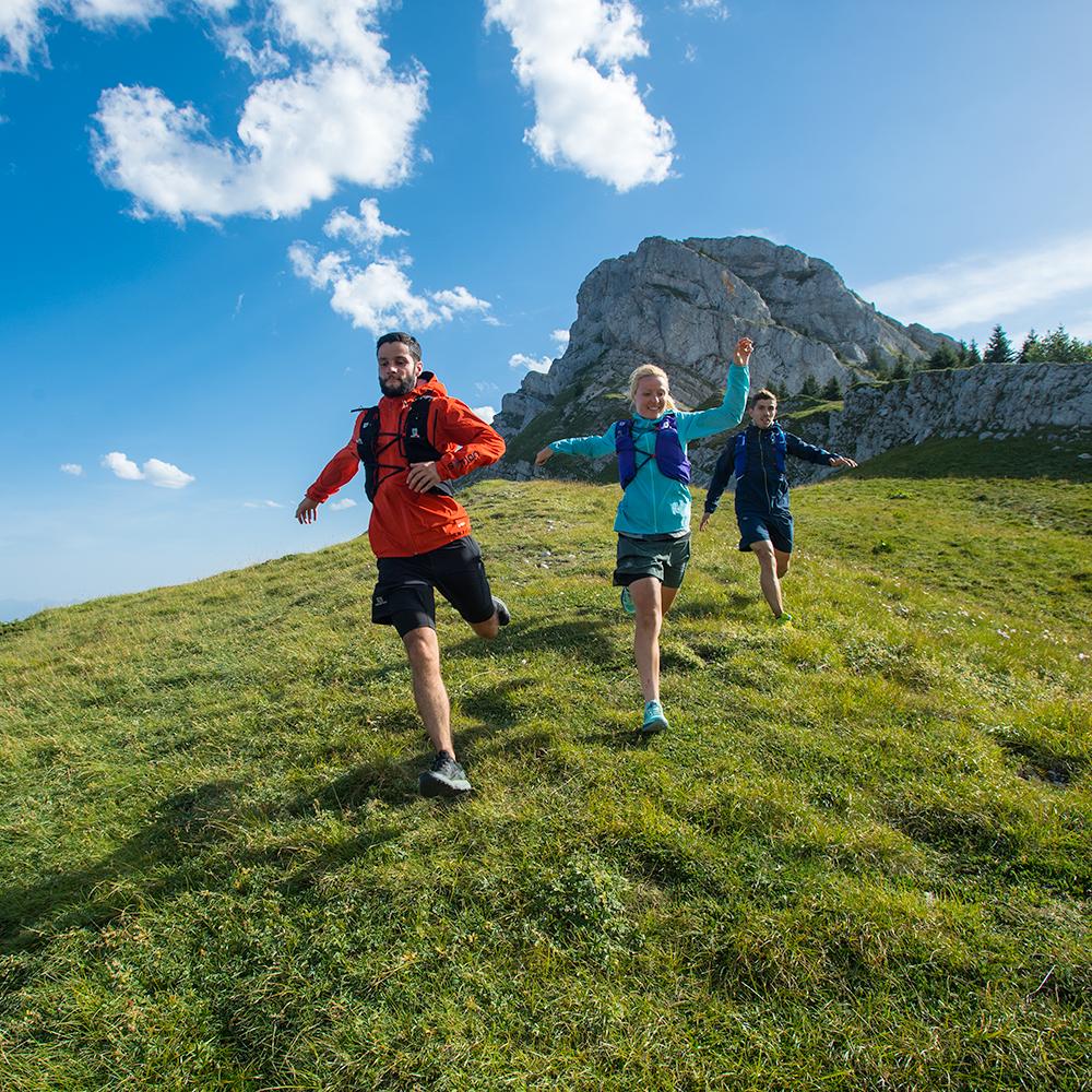 Salomon Trail Running Friends