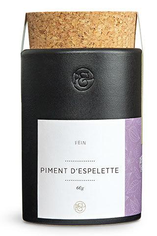 Piment despelette