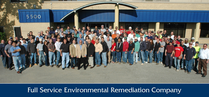 Environmental Remediation, Selective Demolition and Abatement Services