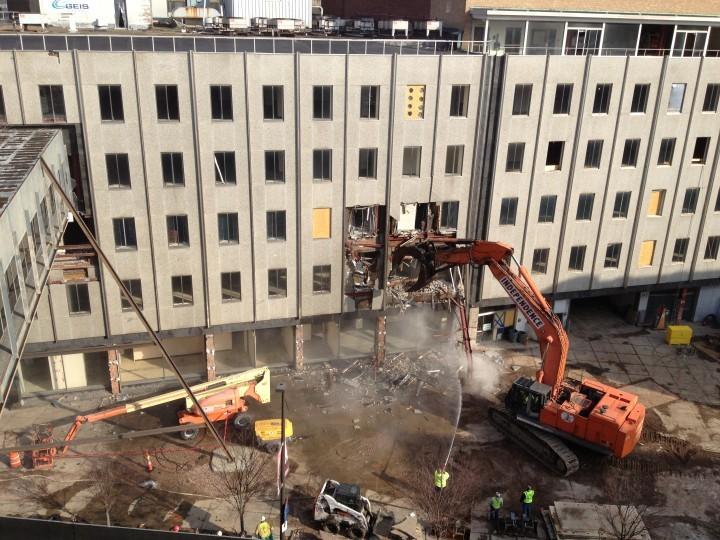 Precision S Involvement In Construction Precision