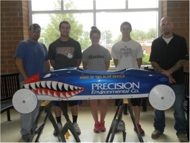 Precision Environmental Sponsors Precision Environmental