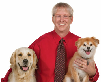 Dr. Marty Becker share amputation and pain management tips for three legged dogs and cats on Tripawd Talk Radio.