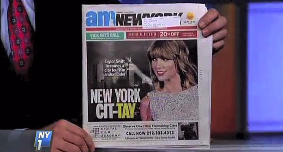 amNewYork on NY1 News