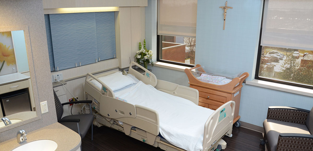 Good Samaritan Hospital Medical Center maternity room