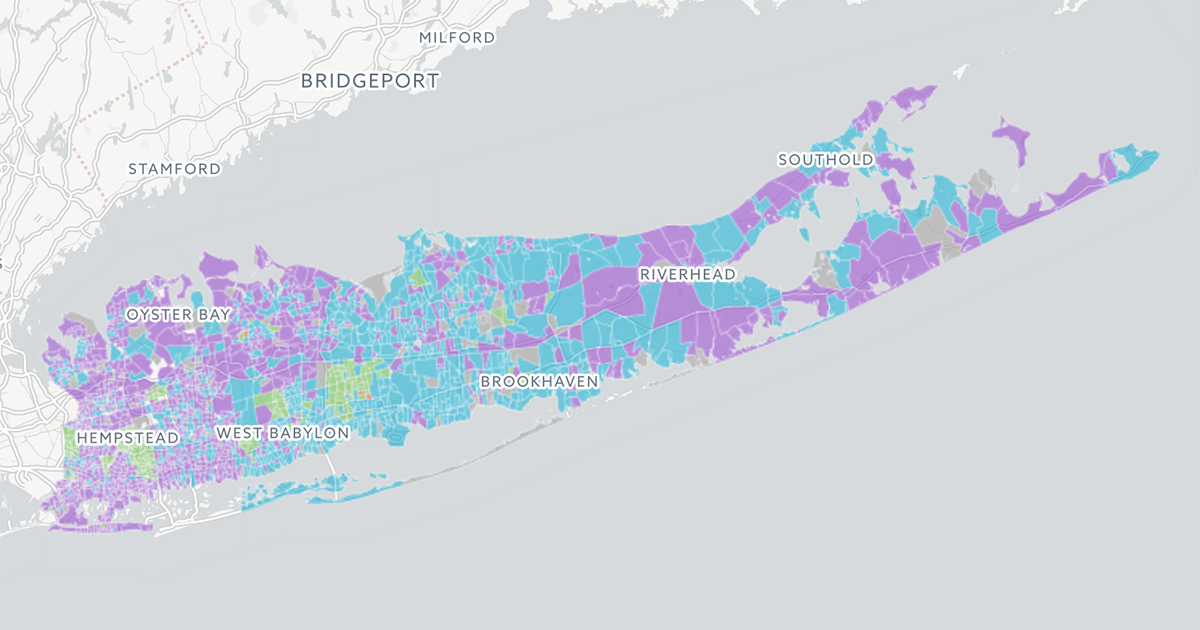 Newsday How Long Island Voted