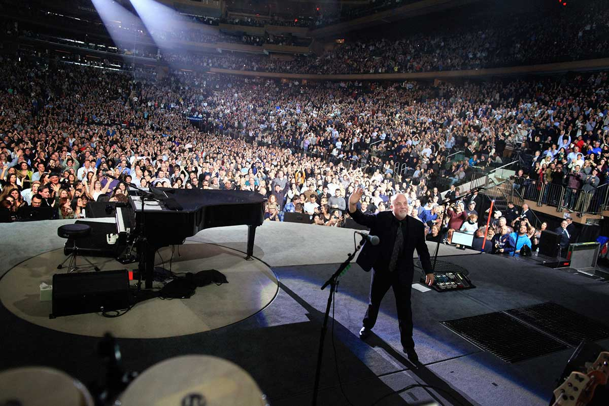 Billy Joel At Madison Square Garden: ♪ Oh, Oh, Oh U2014 For The 100th Time ♪