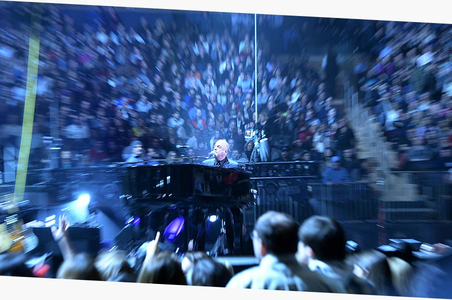 Billy Joel and Madison Square Garden
