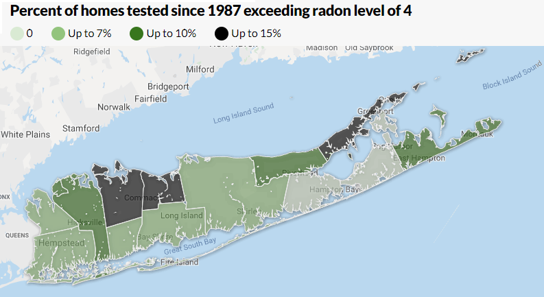 Radon levels in Long Island homes - NMGDB on small island on map, cape cod on map, new york on map, superstorm sandy on map, harbour island on map, mount marcy on map, mount desert island on map, ny city on map, west tisbury on map, madison on map, lincoln center on map, bed stuy on map, little diomede island on map, rikers island on map, deer island on map, nassau island on map, great neck on map, southwest florida on map, santee river on map, king island on map,