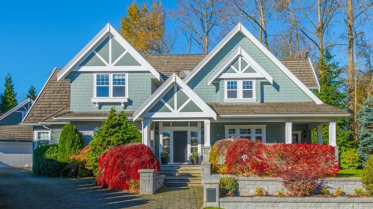 Top Three Exterior Home Improvements for Fall