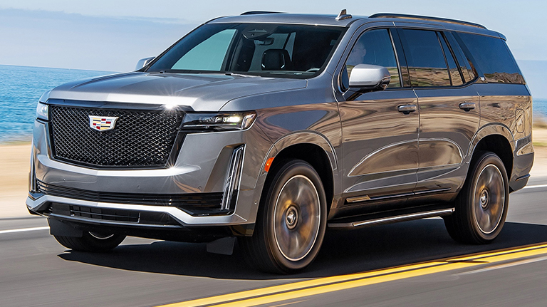 Ask The Experts:<br>Sarant Cadillac Reviews<br>The 2021 Escalade