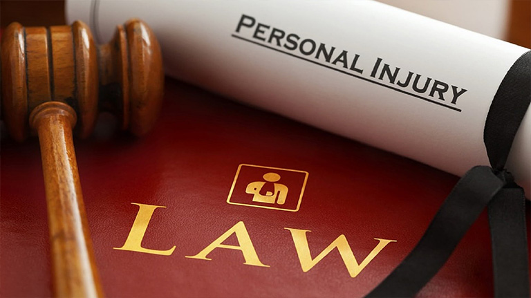 Five Reasons to Call<br>a Personal Injury Lawyer
