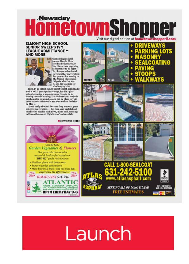 Newsday Hometown Shopper Digital Edition