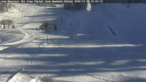 view of conditions at Chalet