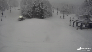 view of conditions at Silver Creek