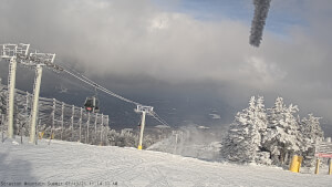 view of conditions at Summit Cam
