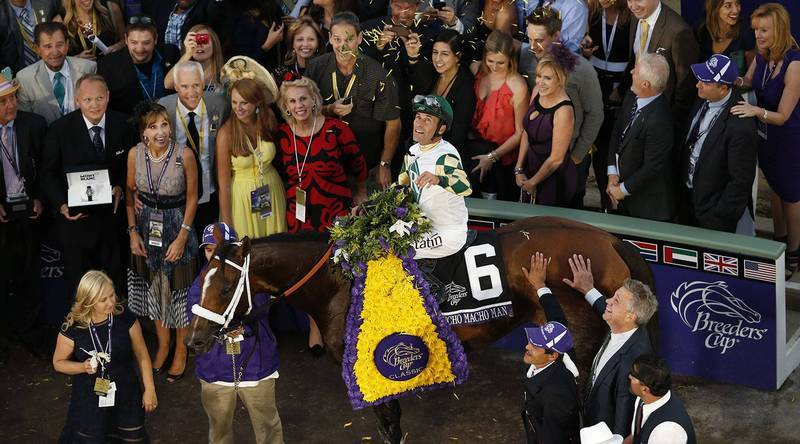 Official Ticket Packages To The 2016 Breeders Cup