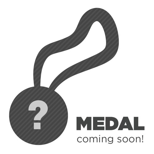 Chick-fil-A 5k Fitness Classic's Finishers Medal
