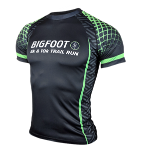 Bigfoot Trail Run's Goodie Bag