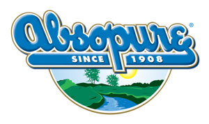 Official Sponsor - Absopure's Logo