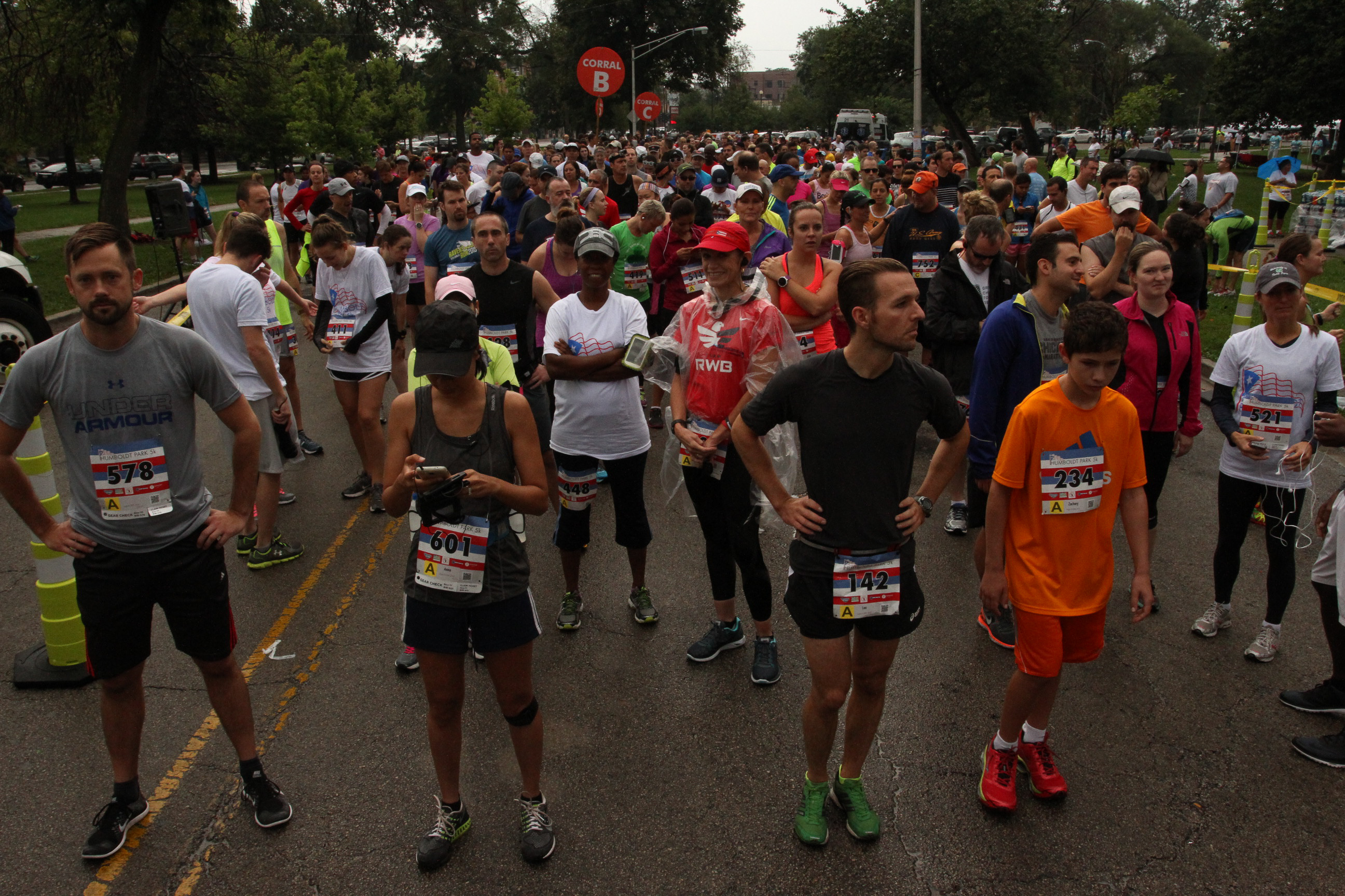 Bucktown 5k Race Day Runners