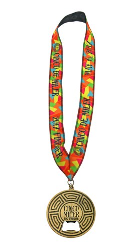 15k Finisher Medal