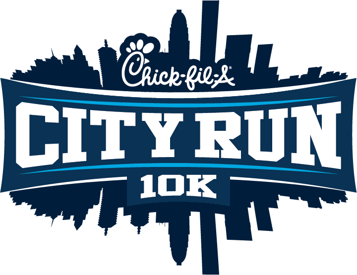 City Run 10K Logo
