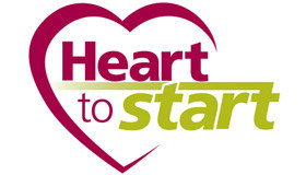 Providence Heart to Start Program's Logo