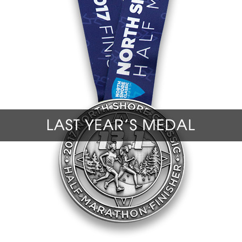 2018 Finisher Medal