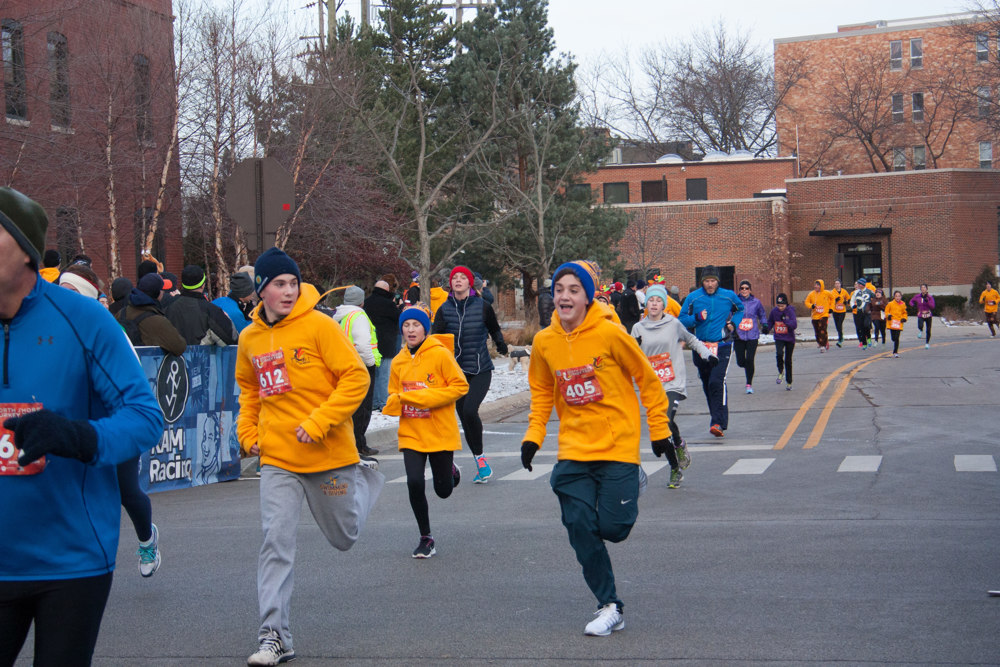 About North Shore Turkey Trot