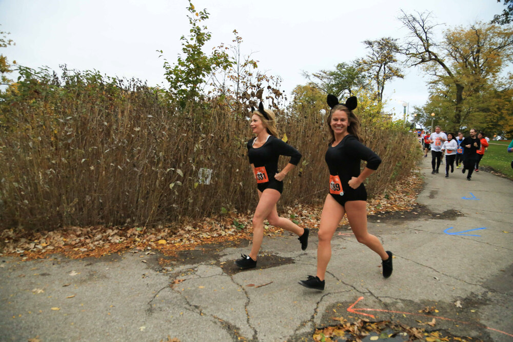 About Pumpkins in the Park 5k