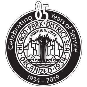 Official Sponsor - Chicago Park District's Logo