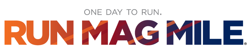 Run Mag Mile Logo