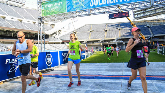 About Soldier Field 10 Mile