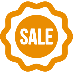 Sales Badge Icon