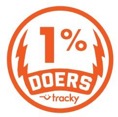 Tracky says I'm a doer!