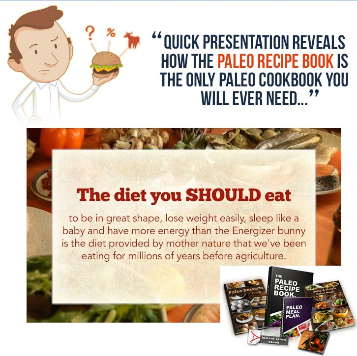 Paleo Recipe Book Pdf