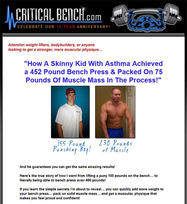 Workout Every Muscle Your Body : Human Growth Hormone Bodybuilding