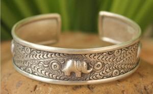 Sterling Silver Bracelet by Achara