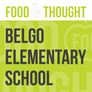 Food for Thought at Belgo Elementary