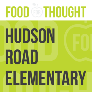 Food for Thought at Hudson Road Elementary