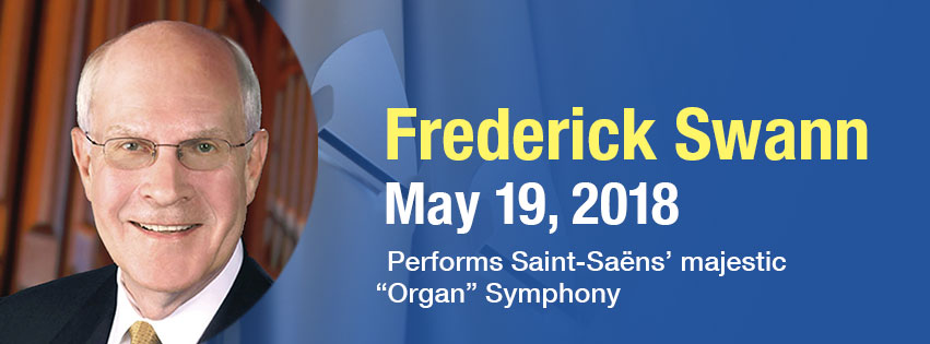 Hear Frederick Swann's Final Performance