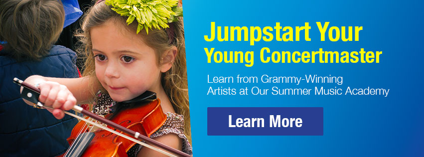 Discover Our Summer Music Academy