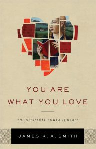 you are what you love book cover image