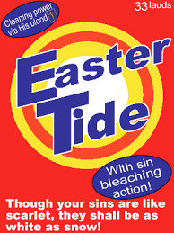 Each Sunday a Little Easter