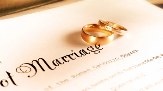Marriage: Defined by the State or Religion?