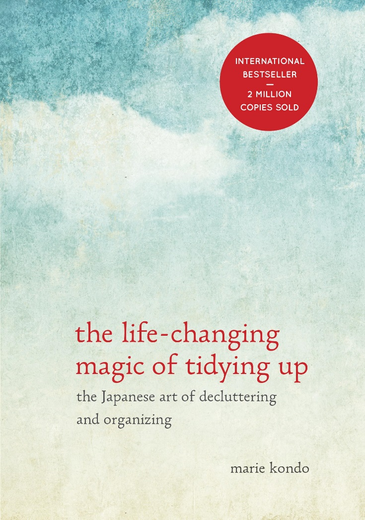 Burdens in Disguise: The Spiritual Magic of Tidying Up