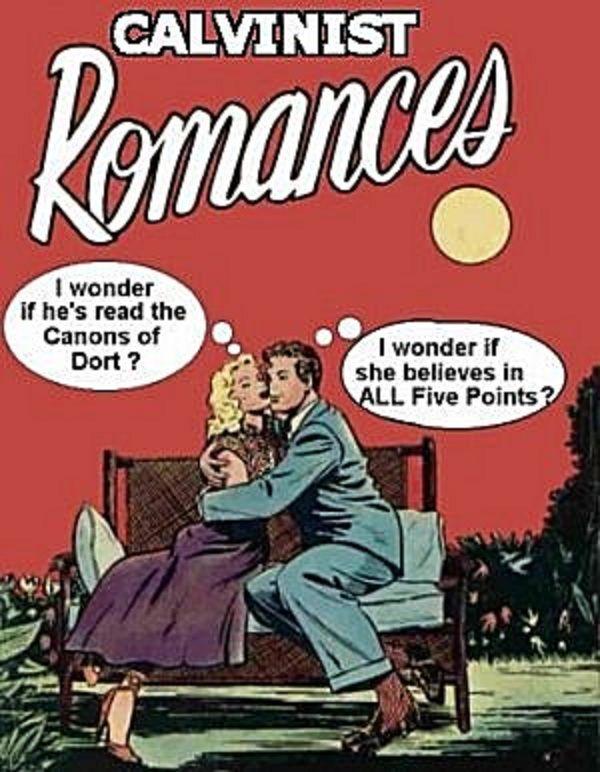 Calvinist Romance