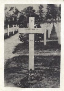 french-grave-cross